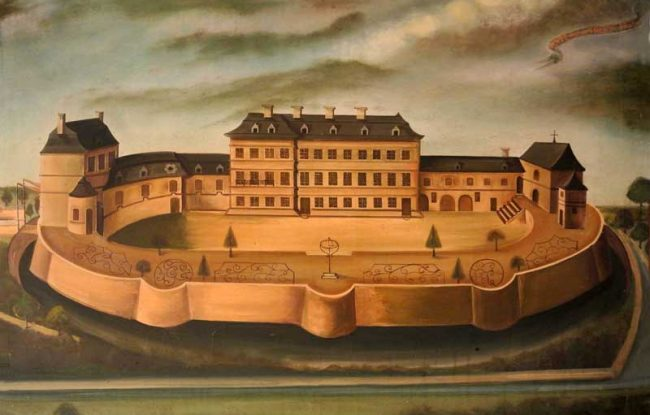 Archives du château de Trélon